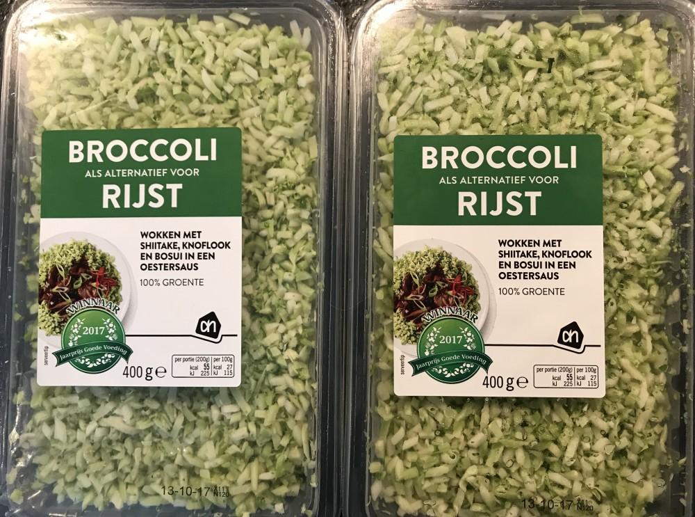 Broccolirijst